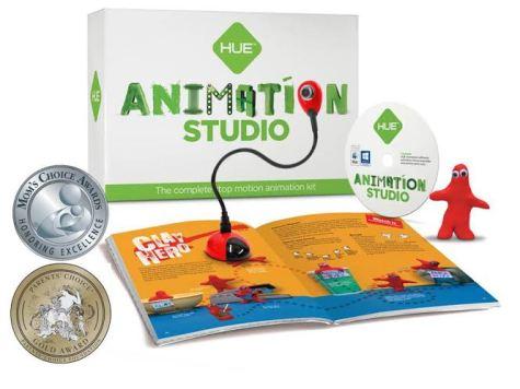 Hue Animation Studio Adorable with Logos
